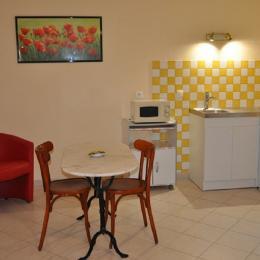 Chambre pommier à l'Essartille , DIRAC - Chambre d'hôtes - Dirac