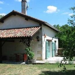 La maison du jardin - Nieuil - Location de vacances - Nieuil