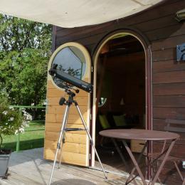Le carré d'étoiles - Nieuil - Location de vacances - Nieuil