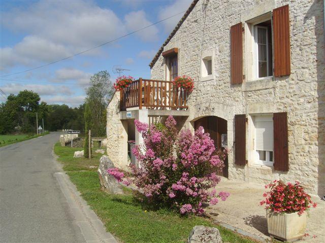 Le Moulin de Trotte Renard - Bunzac - Location de vacances - Bunzac