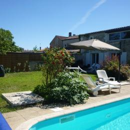La Maison côté Jardin - Location de vacances - Angoulême