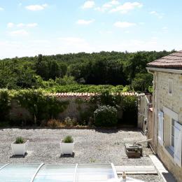 Le salon  - Location de vacances - Saint-Amant-de-Nouère