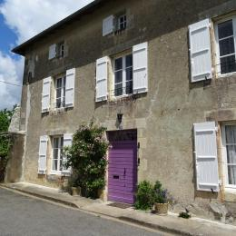 La maison d'hôtes - Roumazières-Loubert - Chambre d'hôtes - Roumazières-Loubert