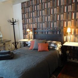 La chambre Oak view - 20 Chantrezac - Roumazières-Loubert - Chambre d'hôtes - Roumazières-Loubert