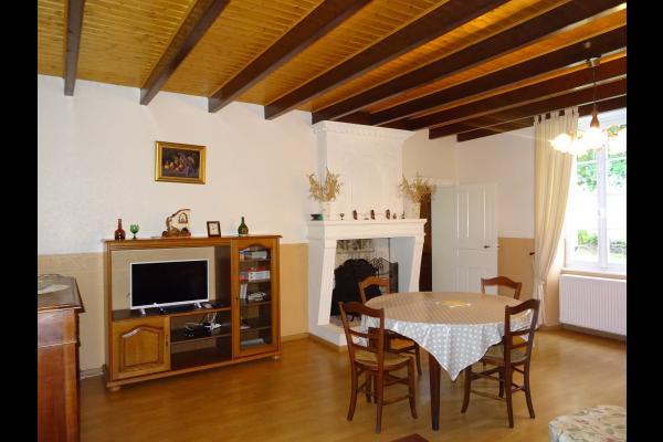La salle à manger - Chantillac - Location de vacances - Chantillac