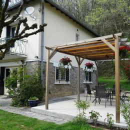 La chambre 2/3 lits - La Garenne - Exideuil - Location de vacances - Exideuil