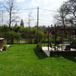 La cuisine - La Garenne - Exideuil - Location de vacances - Exideuil