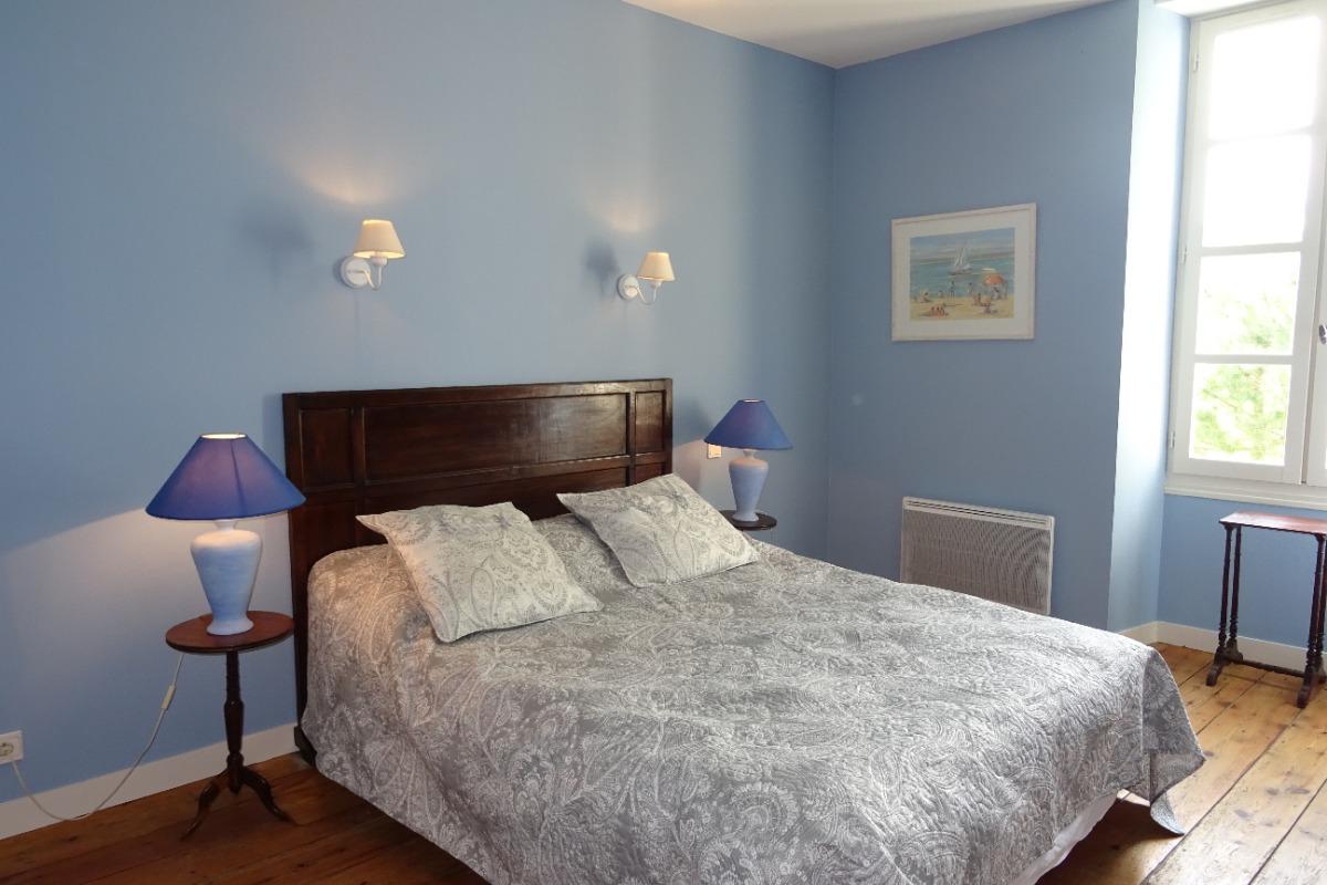 La chambre - Le gîte du Presbytère - Touzac - Location de vacances - Touzac