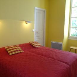 La deuxième chambre - Le gîte du Presbytère - Touzac - Location de vacances - Touzac