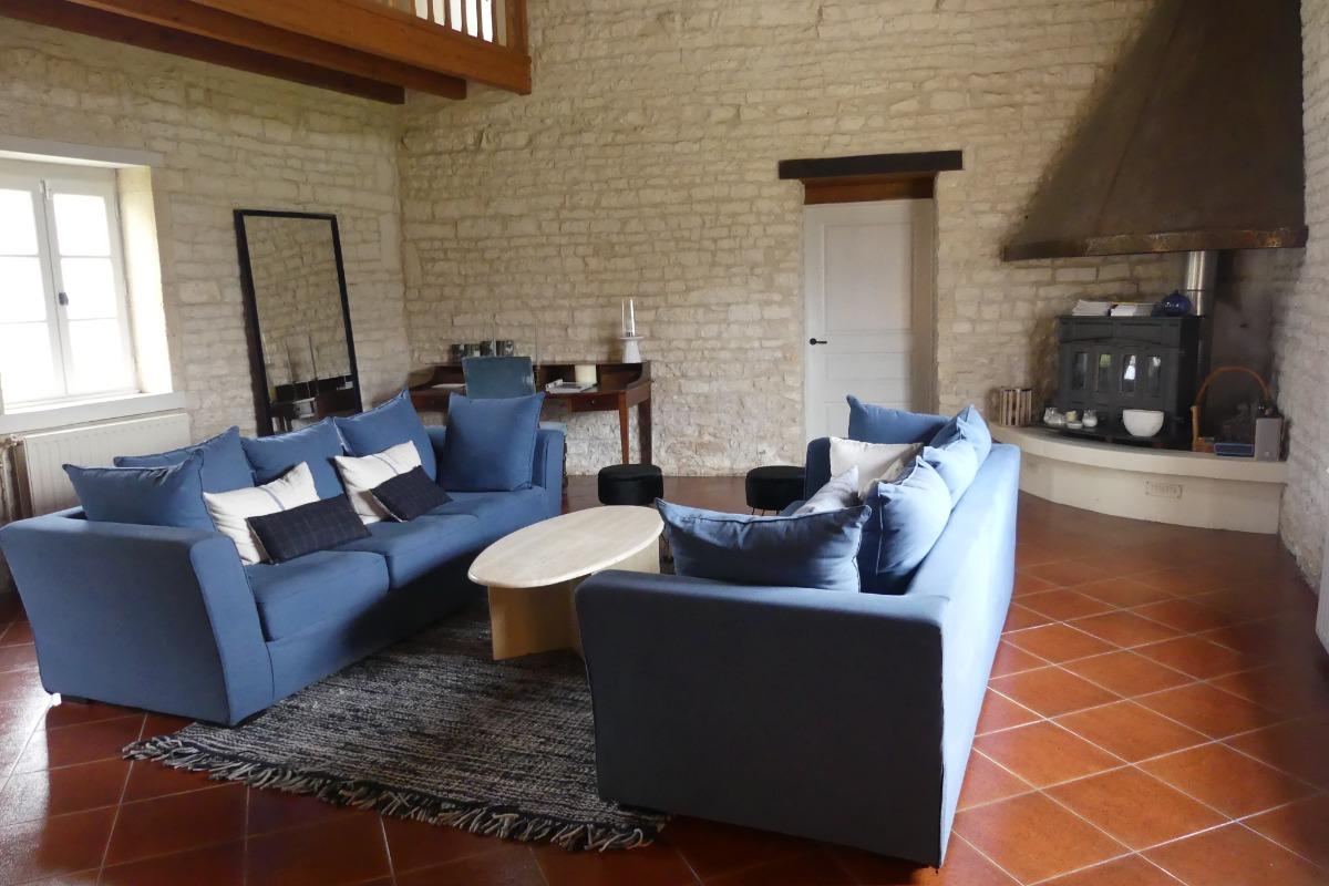 Cuisine - Location de vacances - Terres-de-Haute-Charente