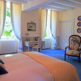La chambre Azurée - Chambre d'hôtes - Saint-Denis-du-Pin