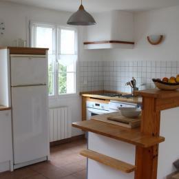 Cuisine tout confort - Location de vacances - Fouras