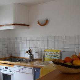 Cuisine spacieuse - Location de vacances - Fouras