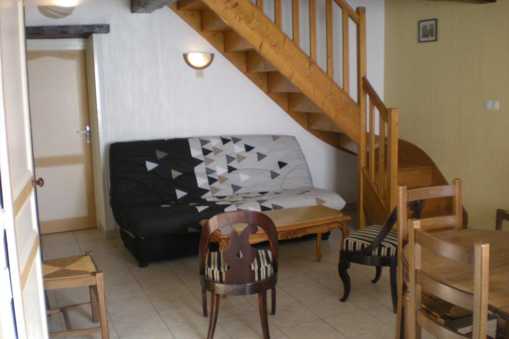 salon/salle a manger - Location de vacances - Saint-Froult