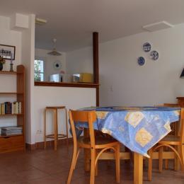 Salle à manger - Location de vacances - Fouras