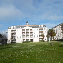 résidence escale 2 côté bassin de plaisance - Location de vacances -