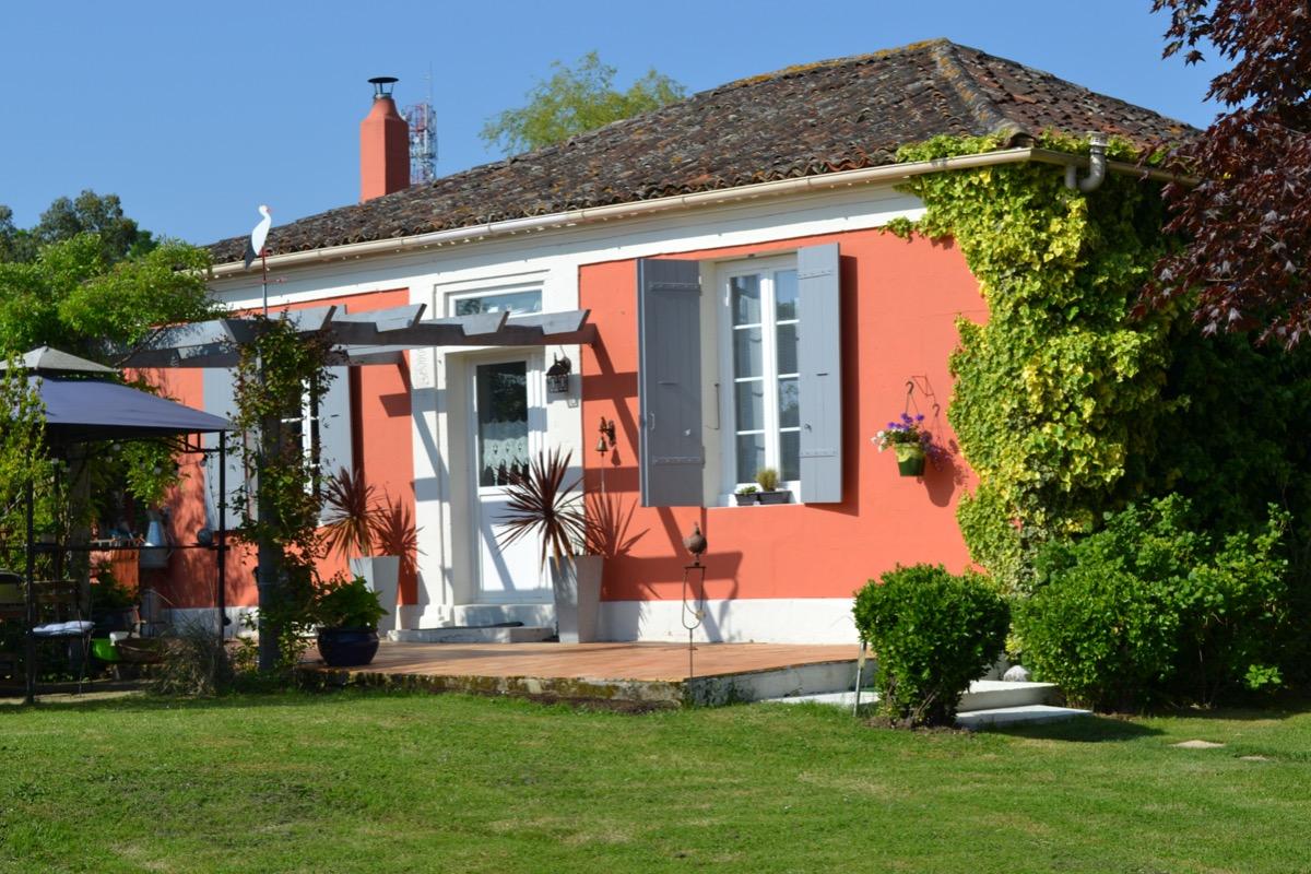 les espaces vert  - Location de vacances - Rochefort