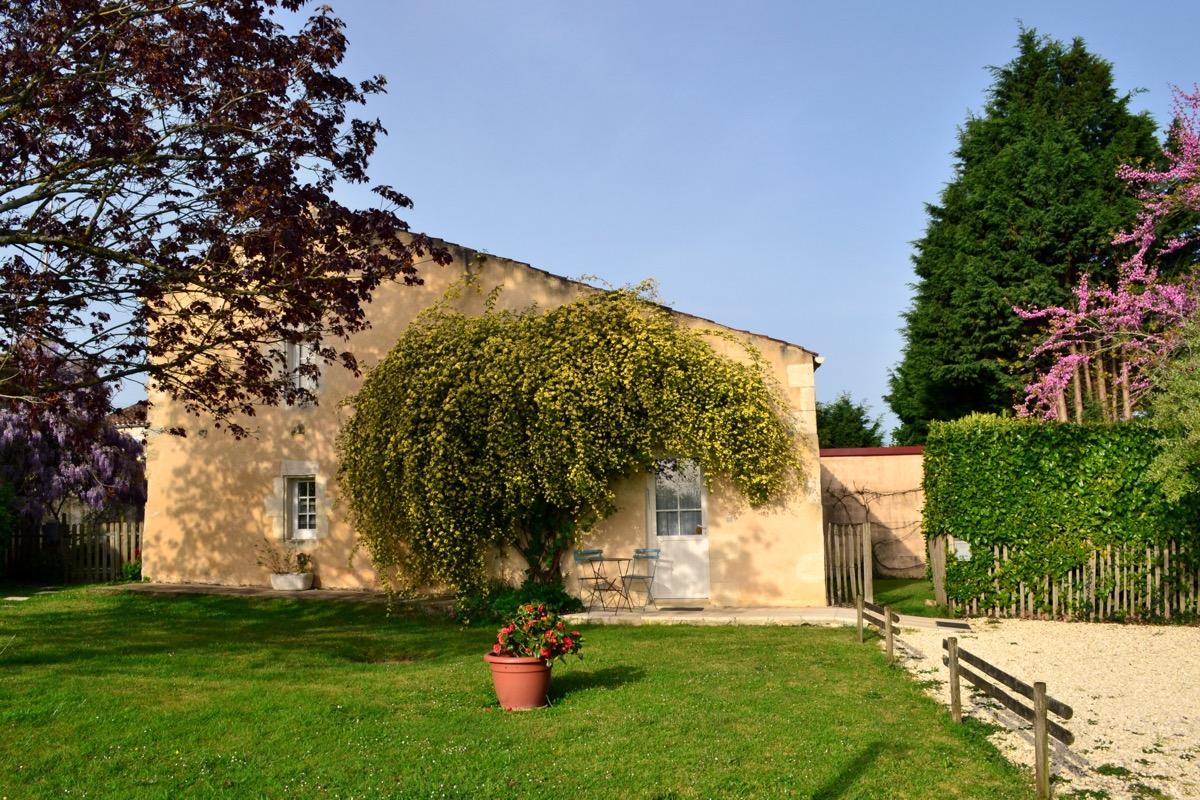 la salle à manger - Location de vacances - Rochefort