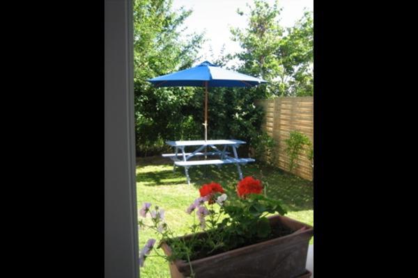 Le jardin de l'Équipée - Location de vacances - Rochefort