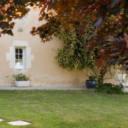 détente à l'ombre de l'érable - Location de vacances - Rochefort