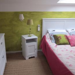 chambre parentale - Location de vacances - Ozillac
