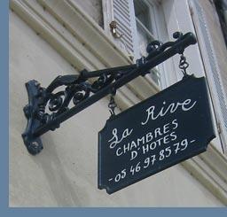 - Chambre d'hôte - Mortagne-sur-Gironde
