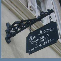 - Chambre d'hôtes - Mortagne-sur-Gironde
