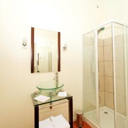 Salle d'eau - Chambre d'hôtes - Mortagne-sur-Gironde