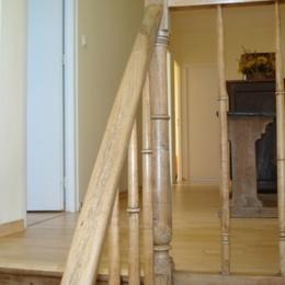 Palier étage - Location de vacances - Courcerac