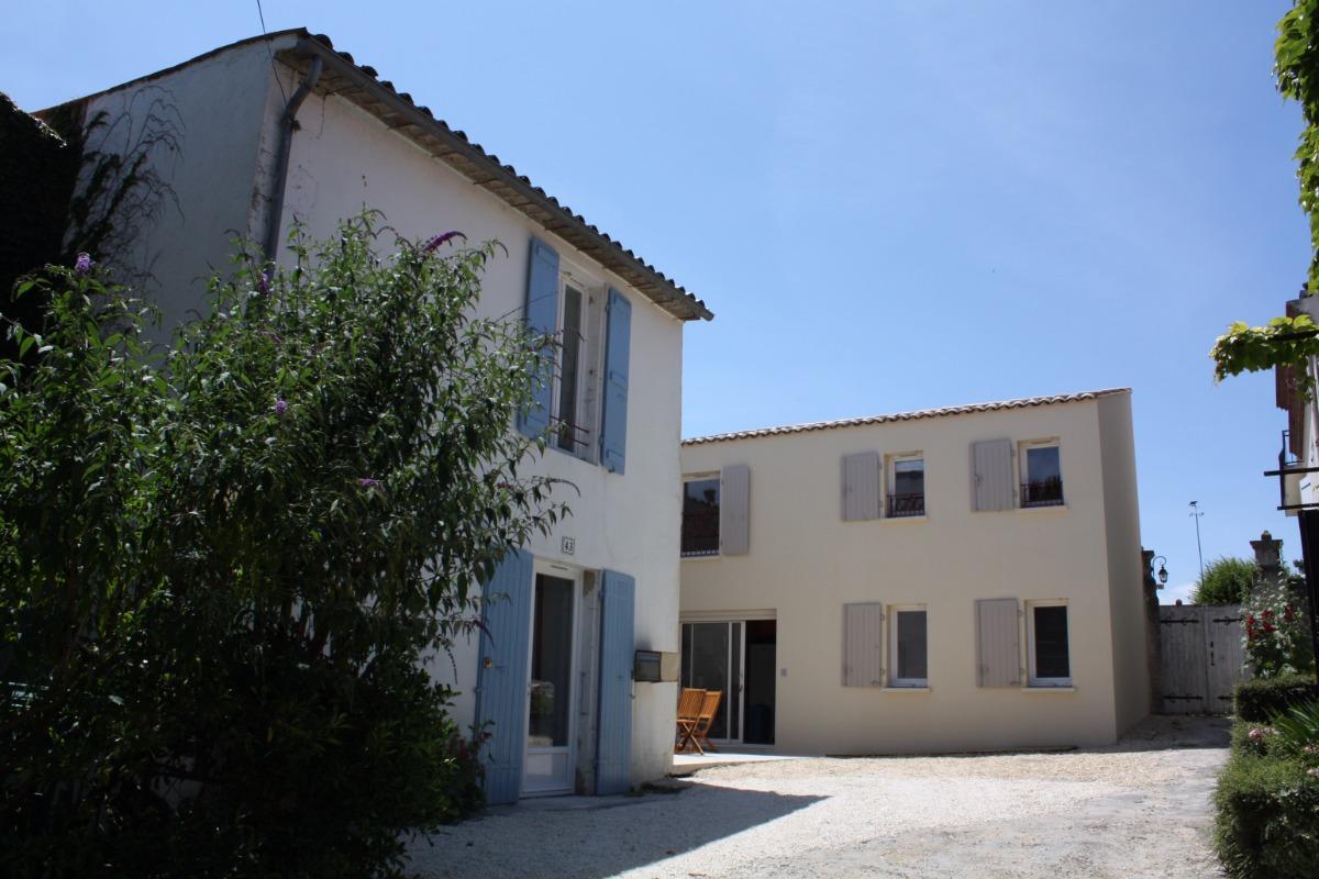 La maison grise  - Location de vacances - Meschers-sur-Gironde