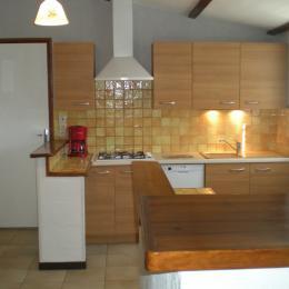 cuisine - Location de vacances - Saint-Froult