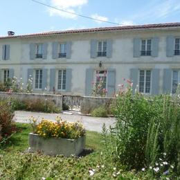 - Location de vacances - Chenac-Saint-Seurin-d'Uzet