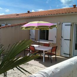 spa dans l'espace privatif - Location de vacances - Bourcefranc-le-Chapus