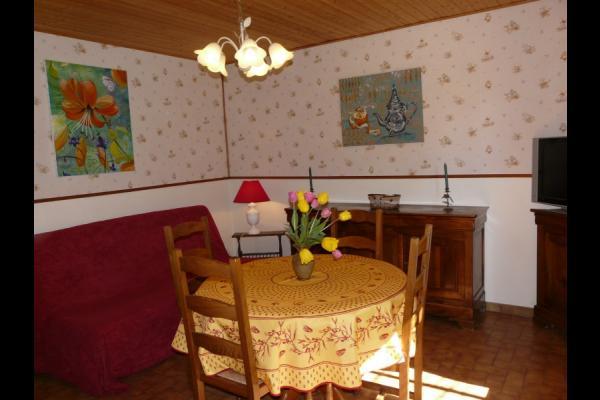 Salle à manger - Location de vacances - Surgères