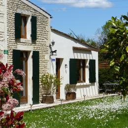 Gîte du Crin Blanc 2016 - Location de vacances - Surgères