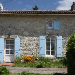 © M.Lotz    La Cagouille  - Exterieur  - Location de vacances - Gémozac