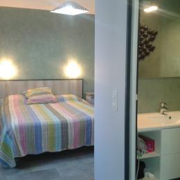 chambre 3,  - Location de vacances - Le Grand-Village-Plage