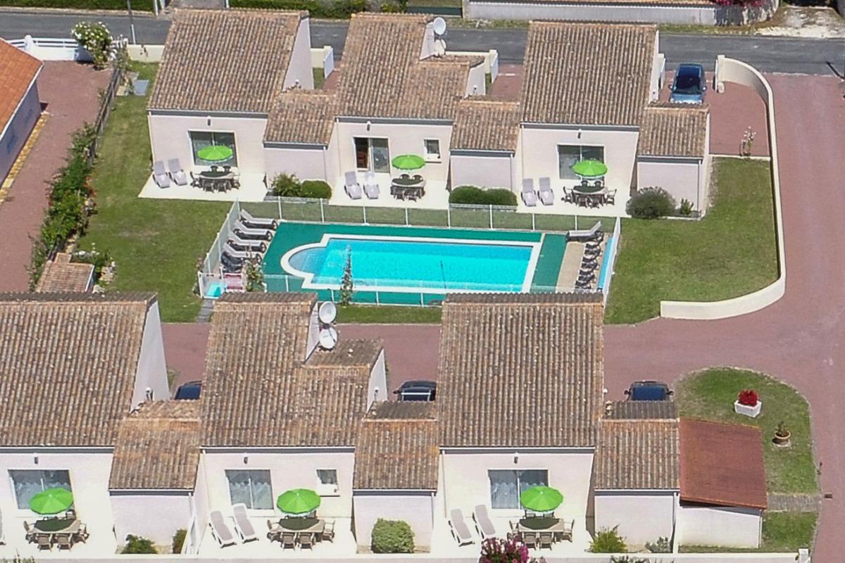 LES TREMIERES VUE DU CIEL - Location de vacances - Bourcefranc-le-Chapus