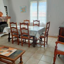 Le salon d'été - Location de vacances - Saint-Georges-de-Didonne