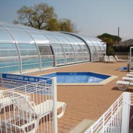 piscine à partager - Location de vacances - Saint-Pierre-d'Oléron