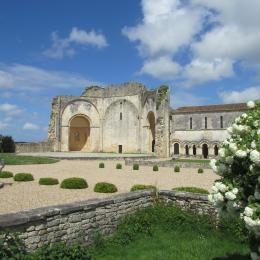 l'abbaye - Location de vacances - Trizay