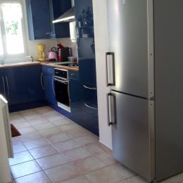 vue salon - Location de vacances - La Rochelle