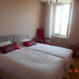 chambre 2lits90 - Location de vacances - La Vallée