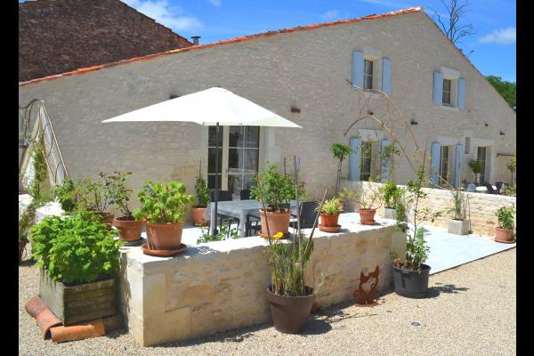 La Petite Grange - Location de vacances - Cabariot