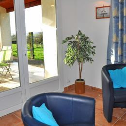 salon - Location de vacances - La Gripperie-Saint-Symphorien