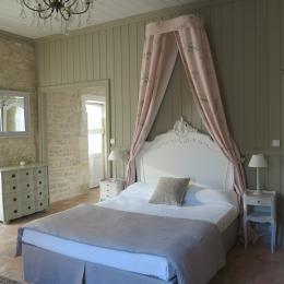 La chambre du Meunier - Chambre d'hôte - Saint-Pierre-d'Oléron