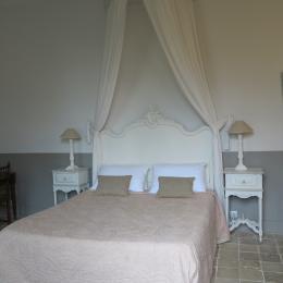 La chambre de la Meunière - Chambre d'hôte - Saint-Pierre-d'Oléron