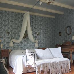 La chambre d'amis, la plus romantique - Chambre d'hôtes - Puyravault