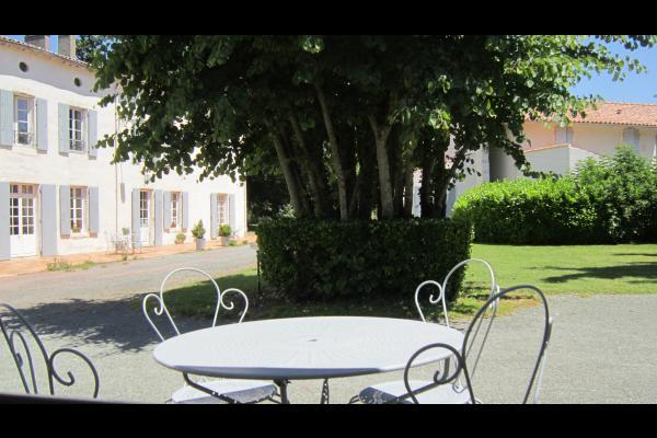Cottage : chambre enfants - Chambre d'hôte - Puyravault