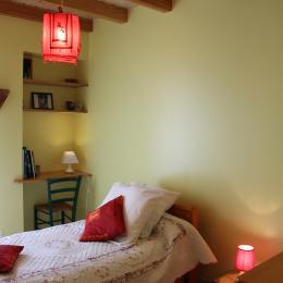 Gîte du Gueurlet - chambre enfants - Location de vacances - Boresse-et-Martron